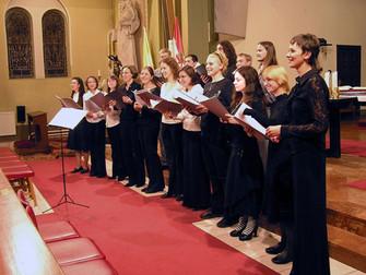 Концерт хора «Liturgica» (Санкт-Петербург)