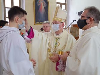 Второй визит епископа Николая