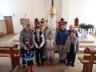 Святой Николай в Туле