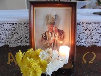Месса в память о Святом Иоанне Павле II