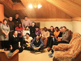 Встреча для молодежи в Туле