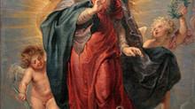 Май - месяц, посвящённый Пресвятой Богородице