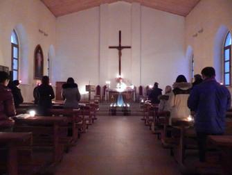 Месса в честь Девы Марии - Рорате