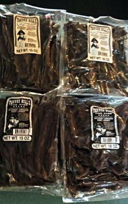 Pawnee Bill's Beef Jerky