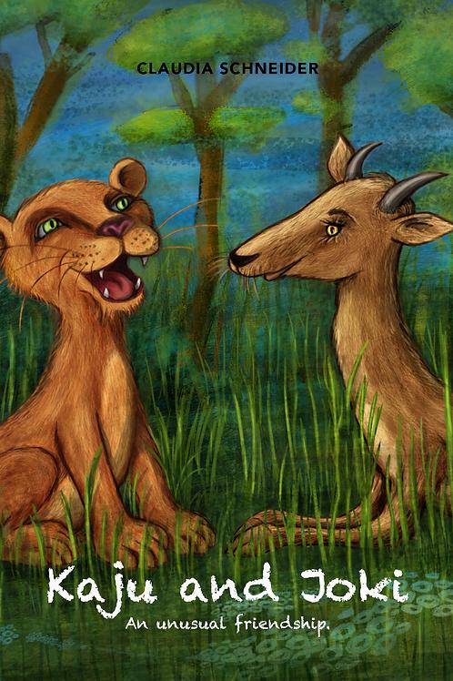 coming soon: Kaju and Joki  Part 1 - An unusual friendship