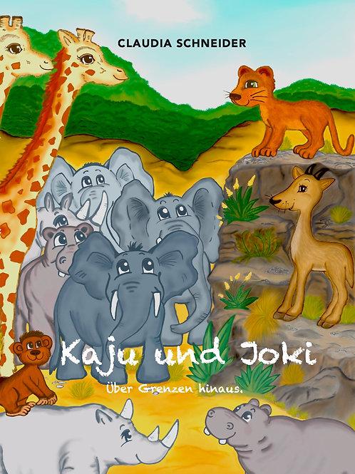 Kaju und Joki Teil 2 - Über Grenzen hinaus.