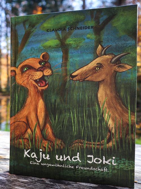 Kaju und Joki Teil 1 - Eine ungewöhnliche Freundschaft