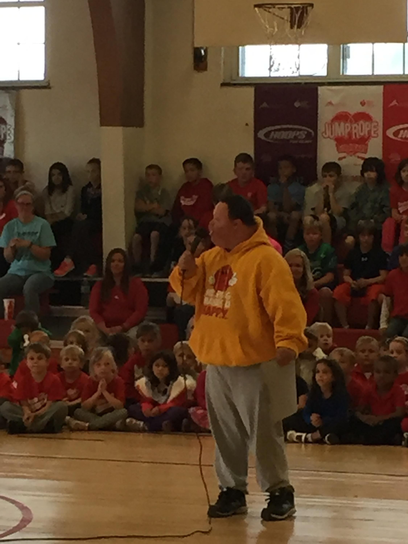 Clayton Huey Elementary Award