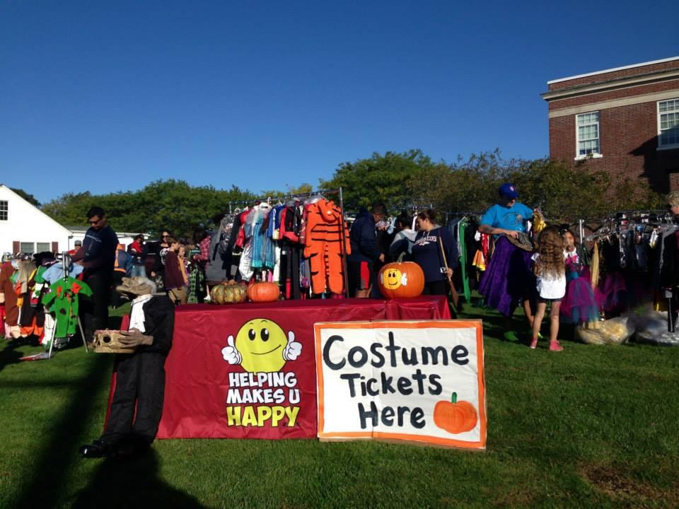 Halloween Costume Event