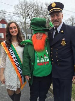 St. Patricks Day Parade 2016