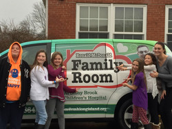 Ronald McDonald Family Room Donation