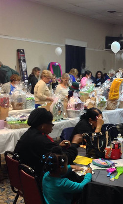 Chinese Auction 2015