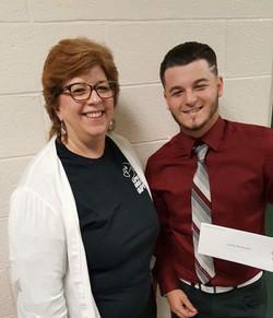 Wm. Floyd Scholarship Recipient