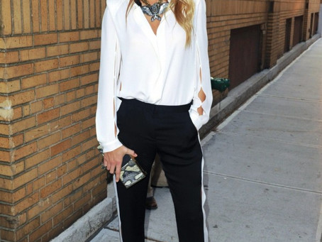 Get the look // Blake Lively