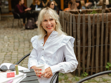 Meet Annelies: founder of Go As U.R