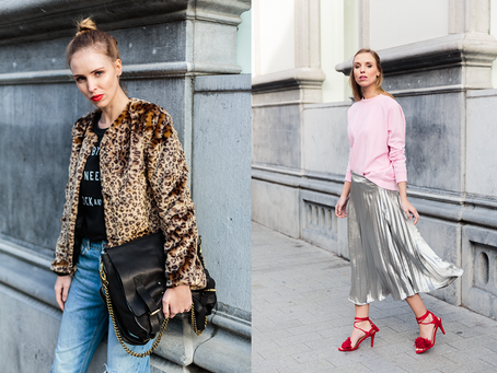 How to pose for the perfect street style photo