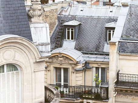 Wanderlust: get lost in Paris