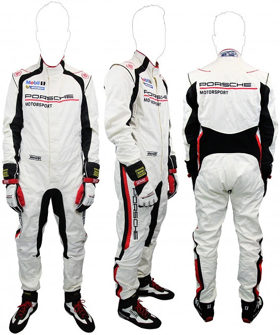 Porsche MotorsportレーシングスーツLa Couture