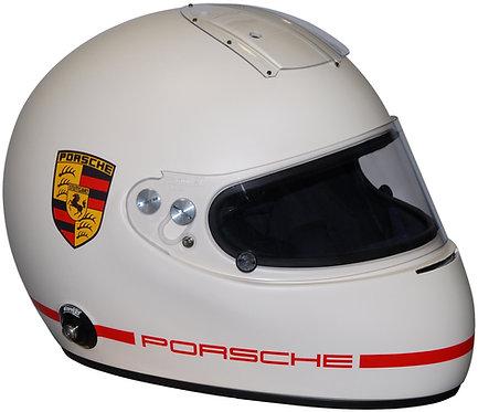 Porsche Rennsport ヘルメット IVOS DD SNELL2015