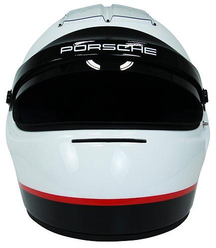 Porsche Motorsport ヘルメット IVOS DD SNELL2015