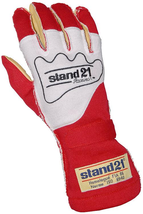 Gloves Carrera Outside Seams