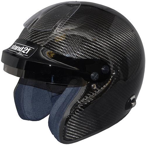 ヘルメット IVOS OPEN FACE DD SNELL2015