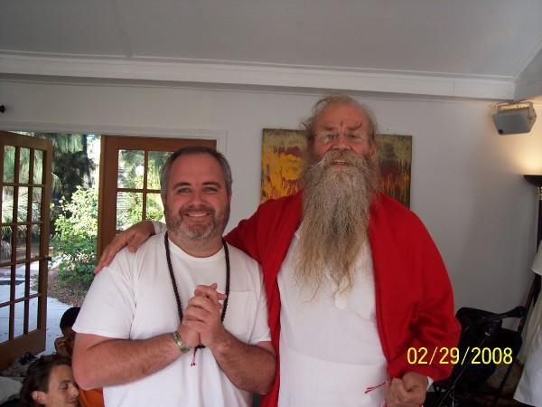 Baba Bhagavan Das in Florida