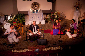 Center for Spiritual Living, opening for Krishna Das movie