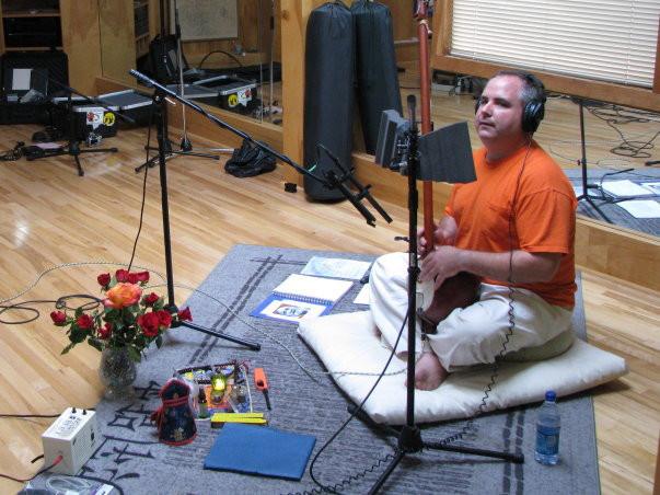 """Recording """"A Deeper Sense of Surrender"""""""