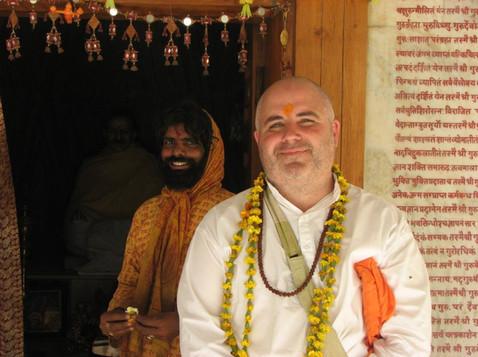 Neem Karoli Baba Ashram, India