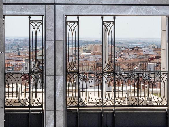 Estudio Lamela Four Seasons Madrid