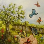 THE GIFT OF BUTTERFLIES