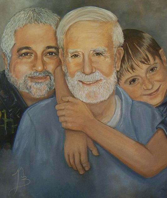 three generations  OIl