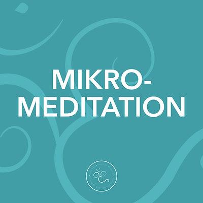 Mikromeditation