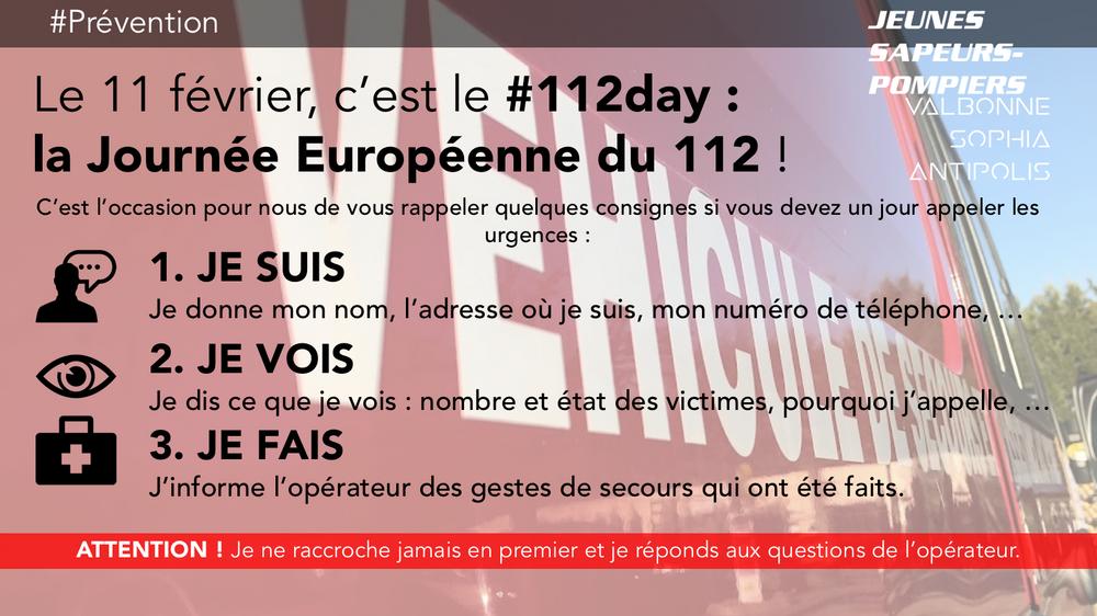 """Résultat de recherche d'images pour """"journée europénne du 112"""""""