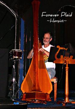 ForeverPlaid_Harpist_2004T
