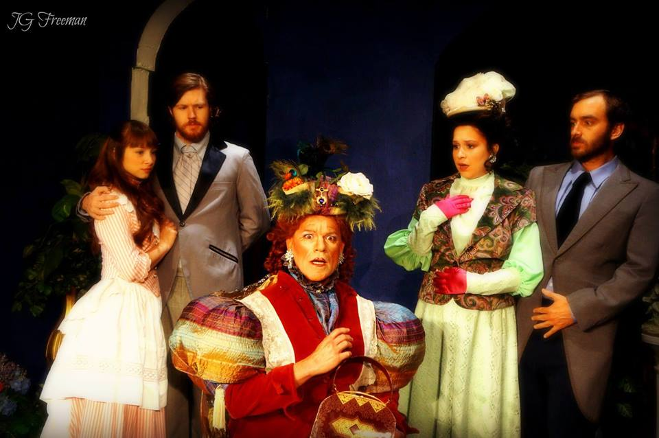 The Importance of Being Earnest Spring 2016