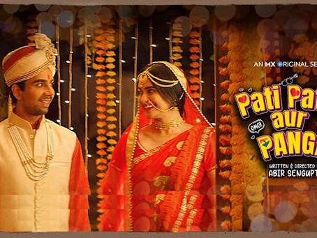 PATI PATNI AUR PANGA - Reviews