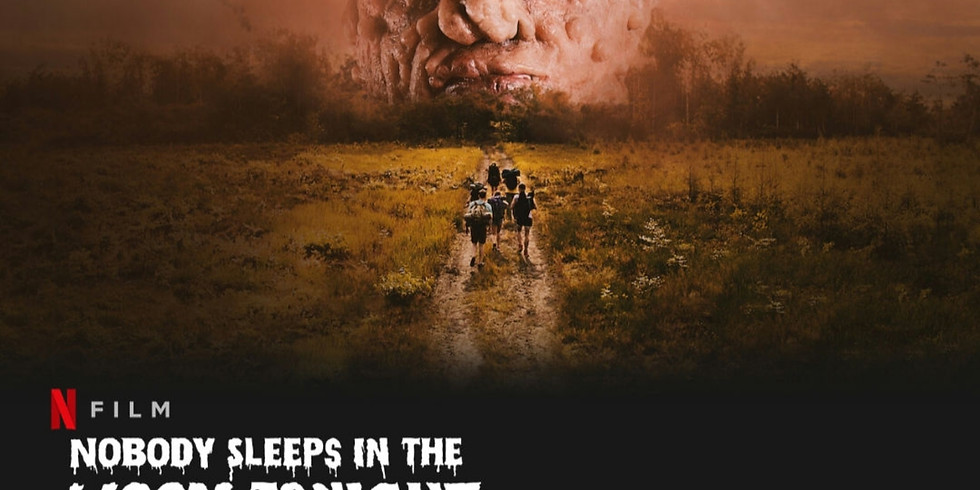 NOBODY SLEEPS IN THE WOOD TONIGHT
