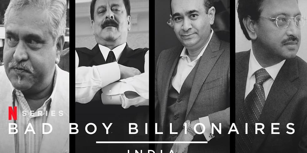 BAD BOY BILLIONAIRES : INDIA