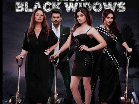BLACK WIDOW - REVIEW