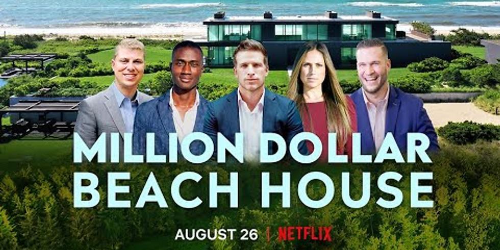 MILLIONS DOLLAR BEACH HOUSE