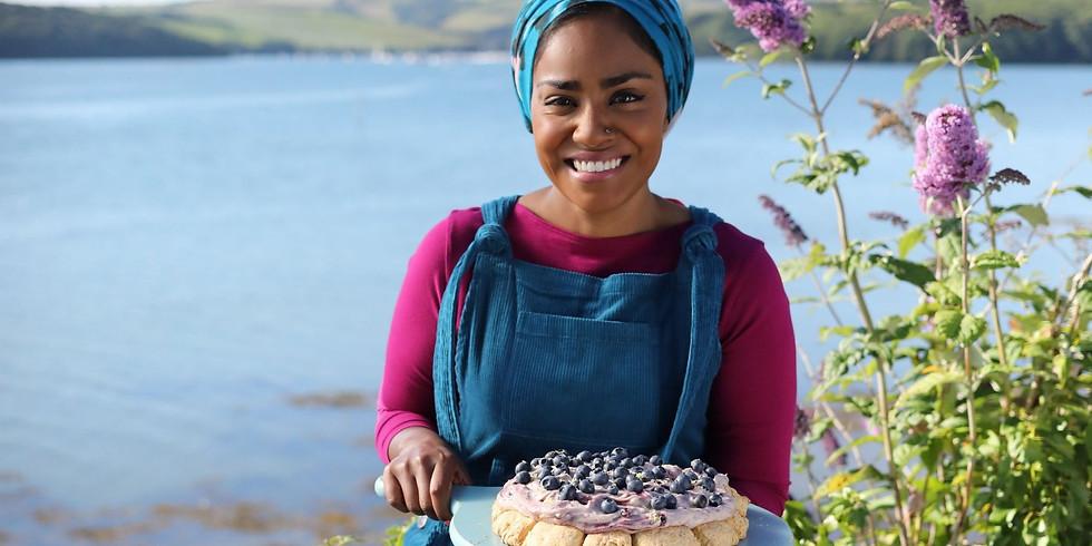 Nadia bakes