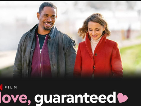 Here Susan gives the Guarantee on Love .