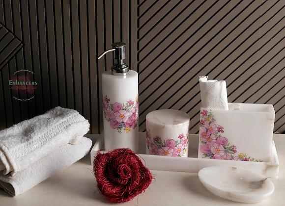 Washroom Accessories Set