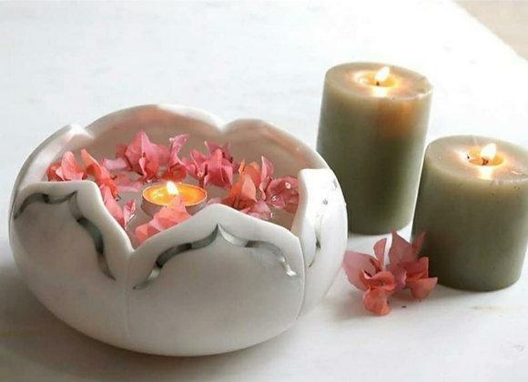 Marble Urli bowl
