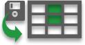 icon export data