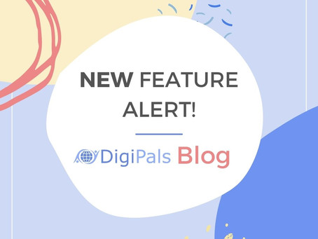 Welcome to the DigiPals Blog...