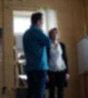 Андрей Данилов проводит тренинг в Центре