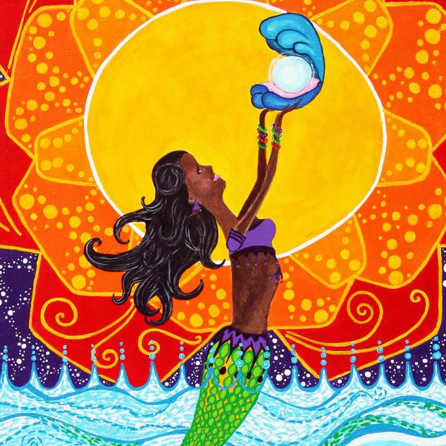 Mermaid's Pearl of Wisdom